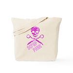 Scrap Punk Tote Bag