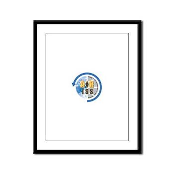 ARISS Framed Panel Print