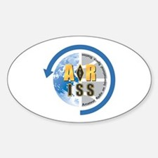 ARISS Oval Decal
