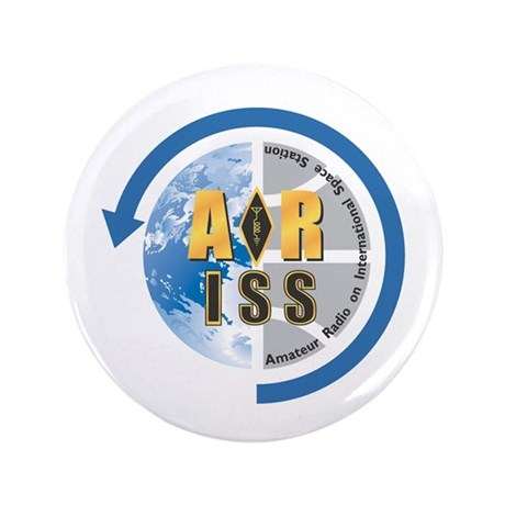 "ARISS 3.5"" Button (100 pack)"