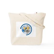 ARISS Tote Bag