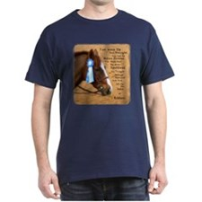 All For A Ribbon Horse T-Shirt