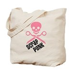 Scrap Punk 2 Tote Bag