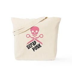 Scrap Punk 2 Tote Bag