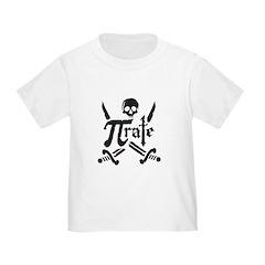 PI rate Toddler T-Shirt