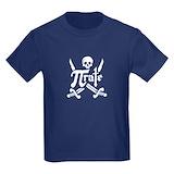 Funny halloween Kids T-shirts (Dark)