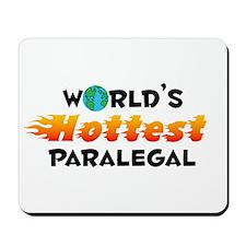World's Hottest Paral.. (C) Mousepad
