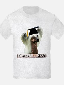 Crested Grad 08 T-Shirt