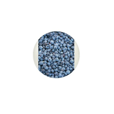 mmmm,BLUEBERRIES Mini Button