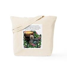 Silky Terrier Art Tote Bag