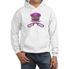 Cupcake and Crossbeaters Hoodie