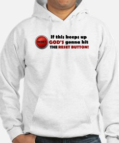 God's Reset Button Hoodie