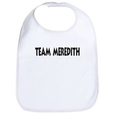 Team Meredith Bib