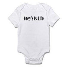 Grey's is Life Infant Bodysuit