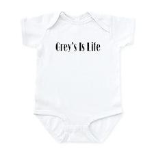 Grey's is Life Infant Bodysuit