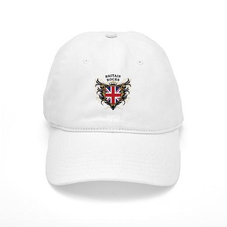 Britain Rocks Cap