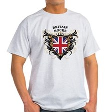 Britain Rocks T-Shirt