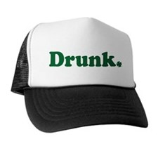 Drunk Trucker Hat