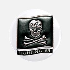 "VF 84 Jolly Rogers 3.5"" Button"