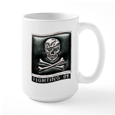 VF 84 Jolly Rogers Large Mug
