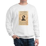 Curly Bill Brocius Sweatshirt
