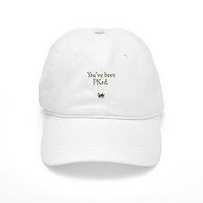 you've been PKed. Baseball Cap