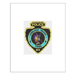 Lovelock Paiute PD Posters
