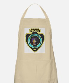 Lovelock Paiute PD BBQ Apron