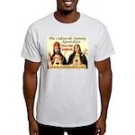 Cukierski Ash Grey T-Shirt