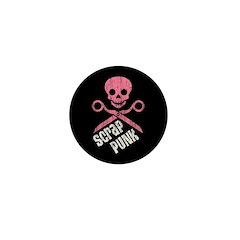 Scrap Punk 1 Mini Button