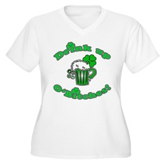 Drink Up O'Bitches T-Shirt