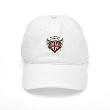 Number One British Grandma Baseball Cap