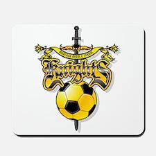 Mrachek Kights Soccer Mousepad