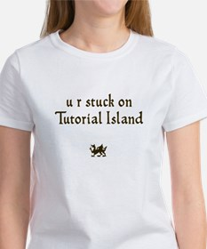 U R stuck on Tutorial Island Tee