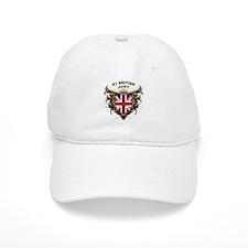 Number One British Aunt Baseball Cap