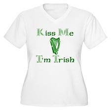 Kiss Me I'm Trish T-Shirt