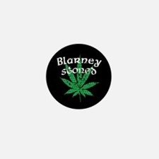 Blarney Stoned Mini Button