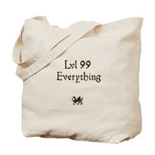 lvl 99 Everything Tote Bag