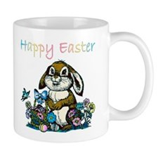 Easter Rabbit Mug