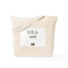 U R A noob Tote Bag