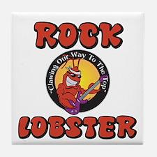 Rock Lobster Tile Coaster