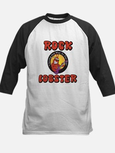 Rock Lobster Kids Baseball Jersey
