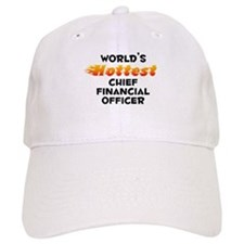 World's Hottest Chief.. (B) Baseball Cap