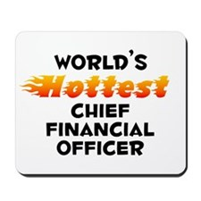 World's Hottest Chief.. (B) Mousepad