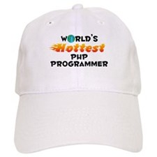 World's Hottest PHP P.. (C) Baseball Cap