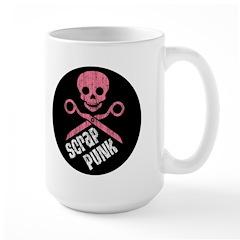 Scrap Punk 2 Mug