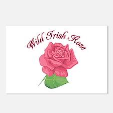 Wild Irish Rose Postcards (Package of 8)