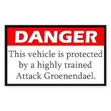 Attack Groenendael Decal