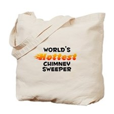 World's Hottest Chimn.. (B) Tote Bag