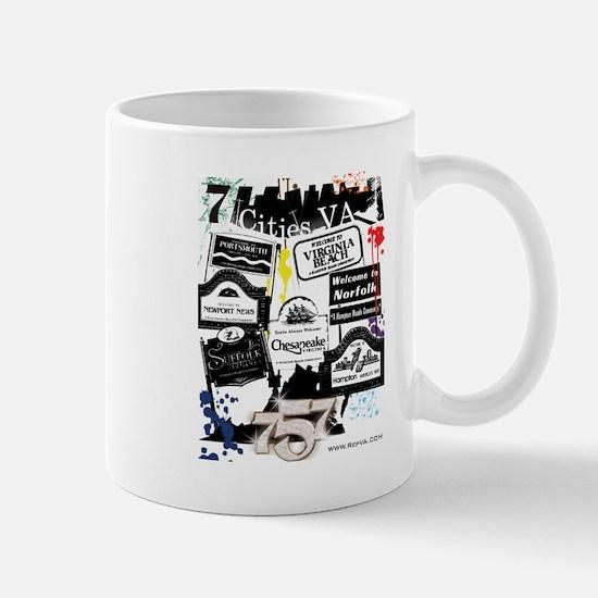 7 Cities Mug